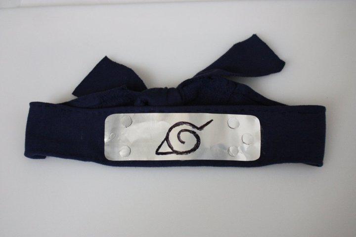 Naruto Ninja Headband Symbols