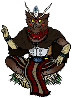 Custom: Daren'Ga by NosoyRidley
