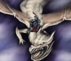 Commission? : Sobre Dragones Y Caballeros by NosoyRidley