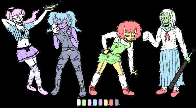 Custom: Oni-chan by NosoyRidley