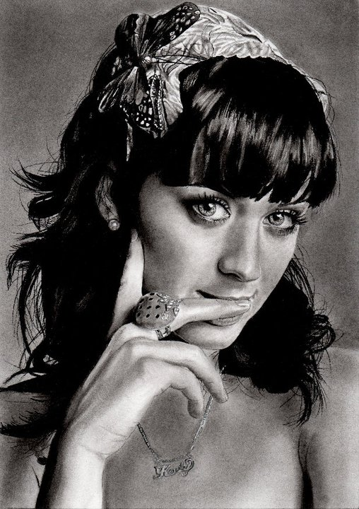 Katy PERRY by Sadness40