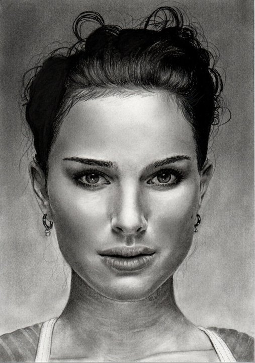 Natalie PORTMAN by Sadness40