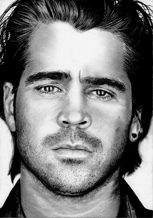 Colin FARRELL by Sadness40