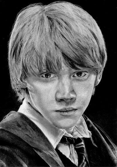 Rupert GRINT by Sadness40