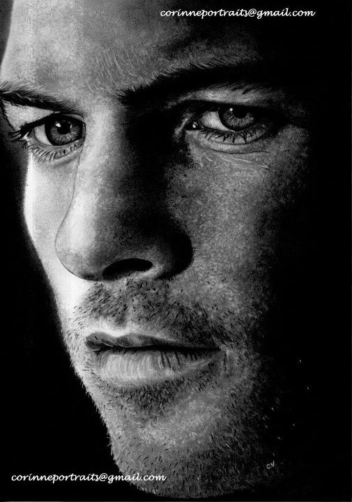 Sam WORTHINGTON by Sadness40