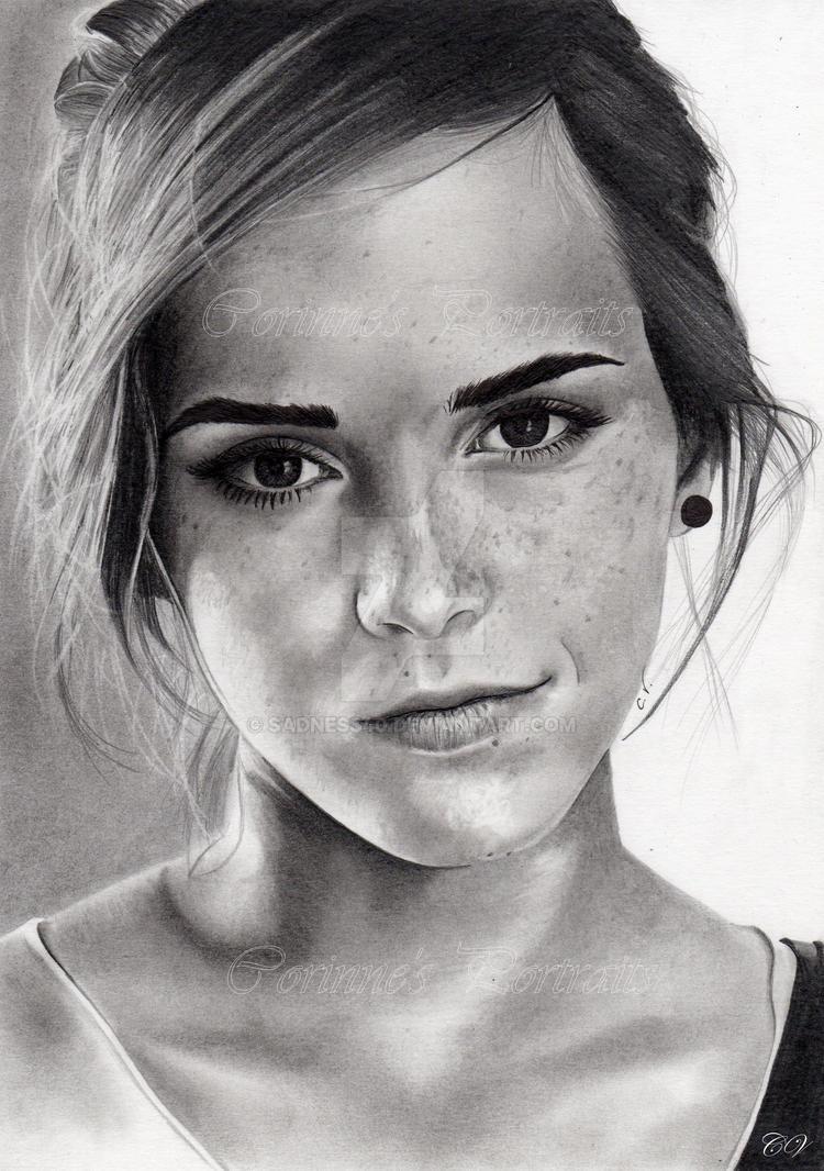Emma WATSON by Sadness40