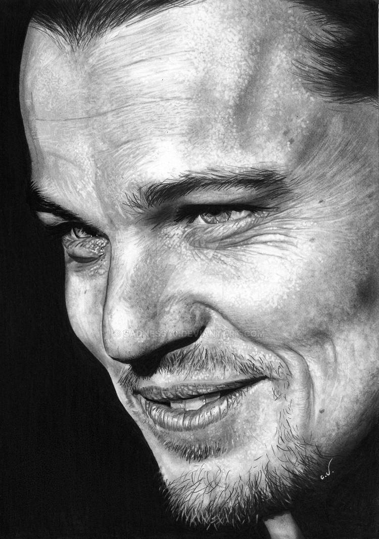 Leonardo DiCaprio by Sadness40