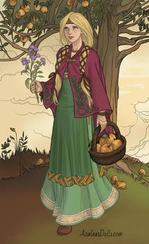 Idunn, Goddess of Youth