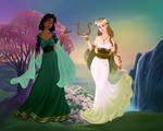 Calliope and Eurydice