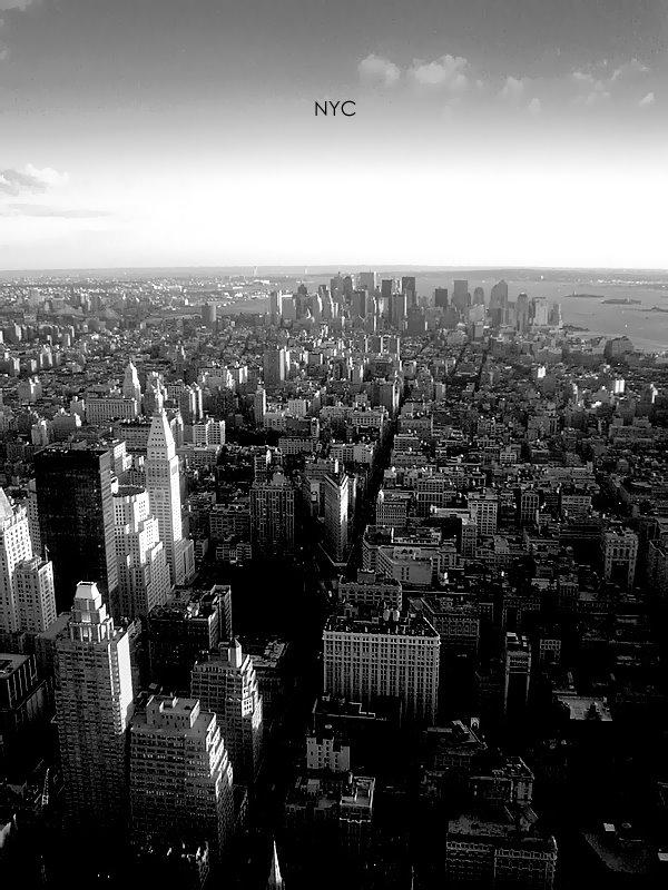 NYC by carolina-cosmique