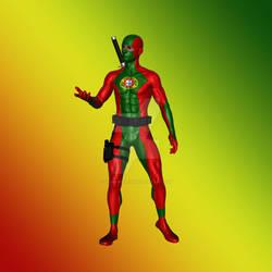 National Superheroes - Portugal