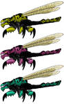 Silithid Dragonflies:C: