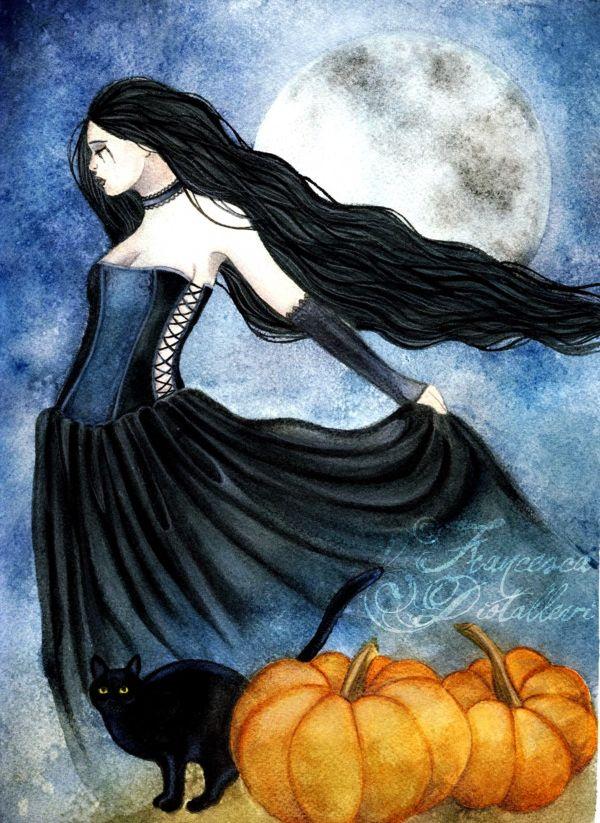 Halloween by Gwennol