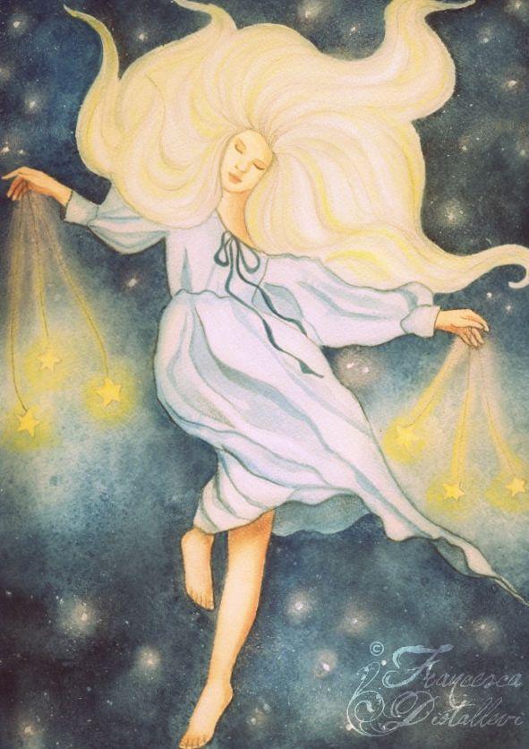 Stardancer by Gwennol