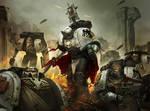 Democles Warhammer
