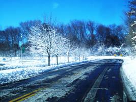 Snowy day XVIII by tidbitys619