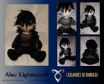 Alec Lightwood by Zuly-Ang