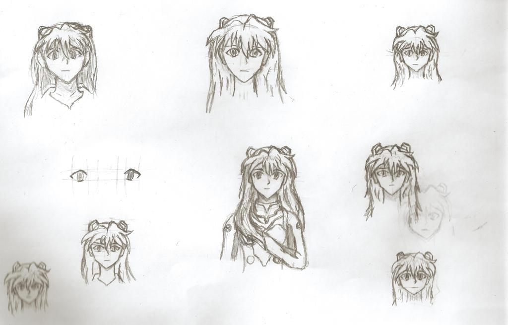 Asuka by vtheyoshi