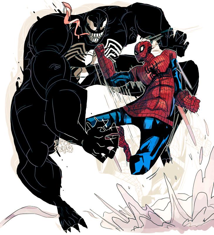 Venom by ScottScribbler
