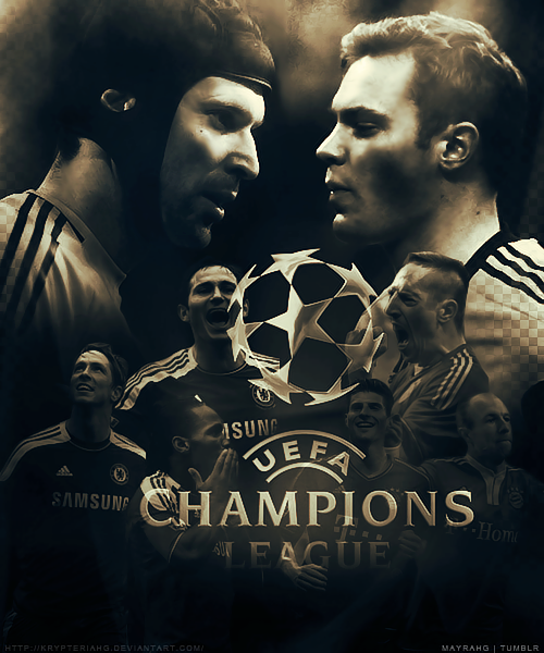 Champions League Final 2012: Promo By KrypteriaHG On DeviantArt