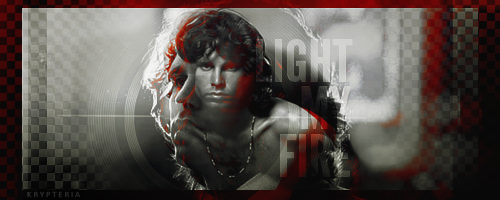 Firma - Jim Morrison by KrypteriaHG