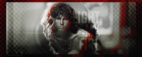 Firma - Jim Morrison by KrypteriaHG