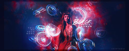 Firma - Black Magic Woman by KrypteriaHG