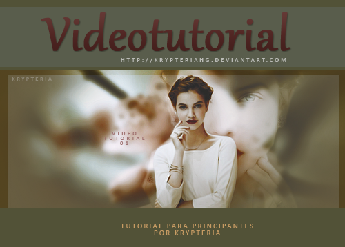 Videotutorial 1 - Firma Basica by KrypteriaHG