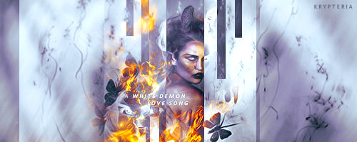Firma - A White Demon love song