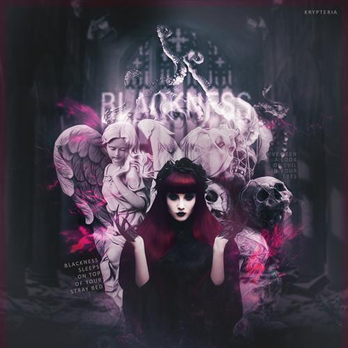Blend - Blackness by KrypteriaHG