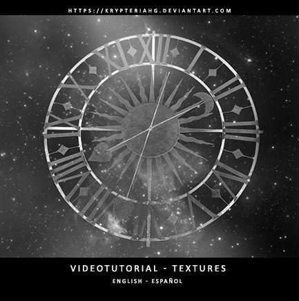 Videotutorial- Textures (stock)