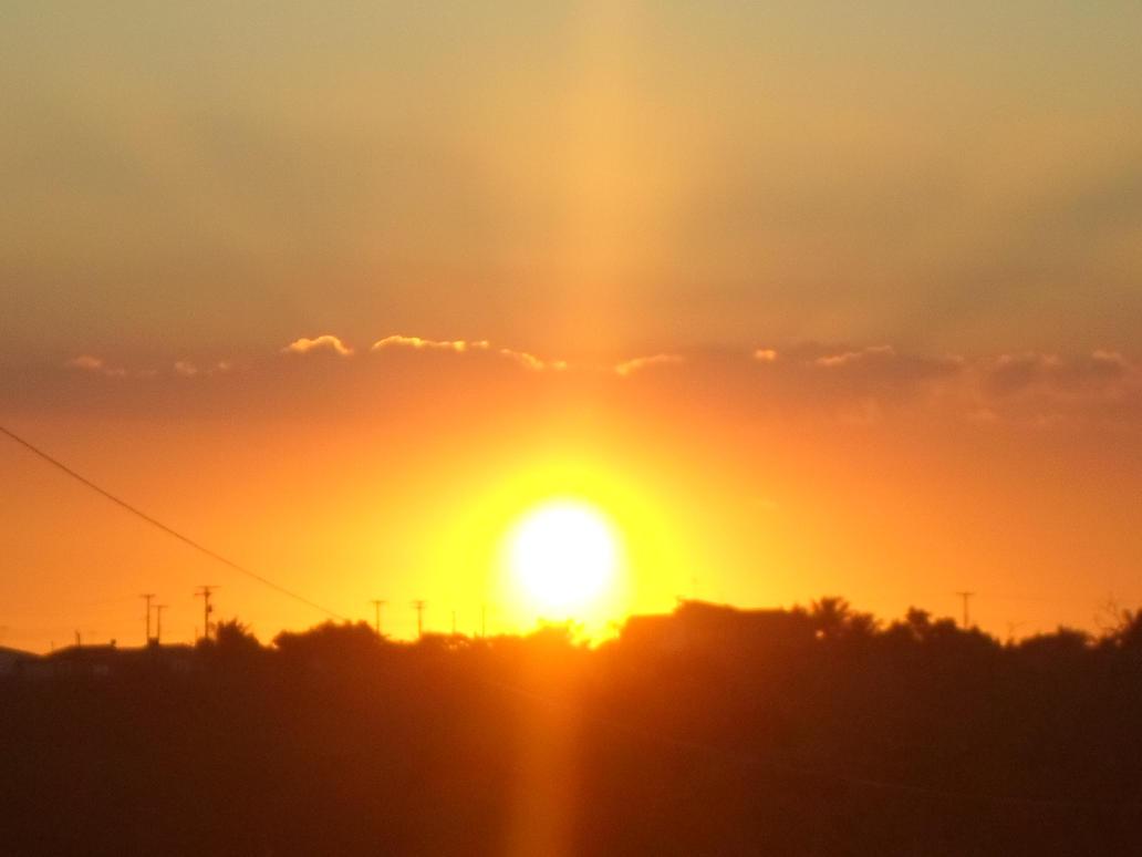 Sunset 5 by LlwynogFox