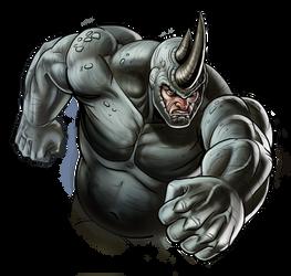 Canceled project - Rhino by Fan-the-little-demon