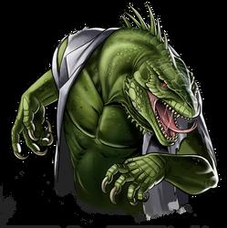 Canceled project - Lizard by Fan-the-little-demon