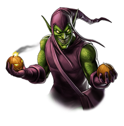 Canceled project - Green Goblin