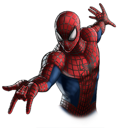 Canceled project - Spiderman