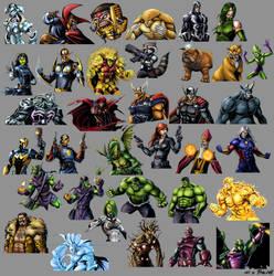 Marvel Compilation