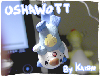 Oshawott Charm by kaishu256