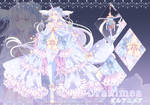 Dranimea Adoptable 14#- Silky Unicorn (Closed)+AB by Rucyna