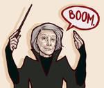 McGonagall, Prof of Badassery