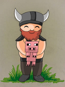 Simon and his Piggu