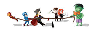 Avenger: Tug of War
