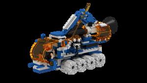 Lego 6898 Ice Sat V