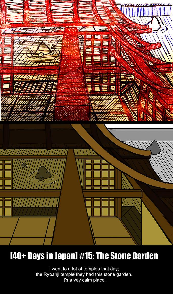 [40+ days in Japan] #15: The Stone Garden by flaydowsk