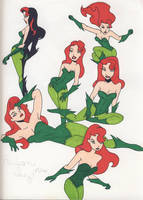 Poison Ivy by CaperGirl