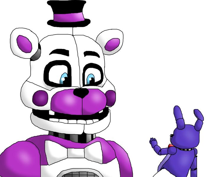 Funtime Freddy By ThunderXLeaf