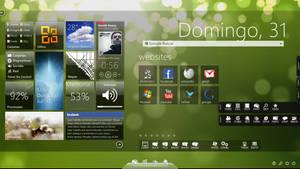 My Desktop July 30, 2011