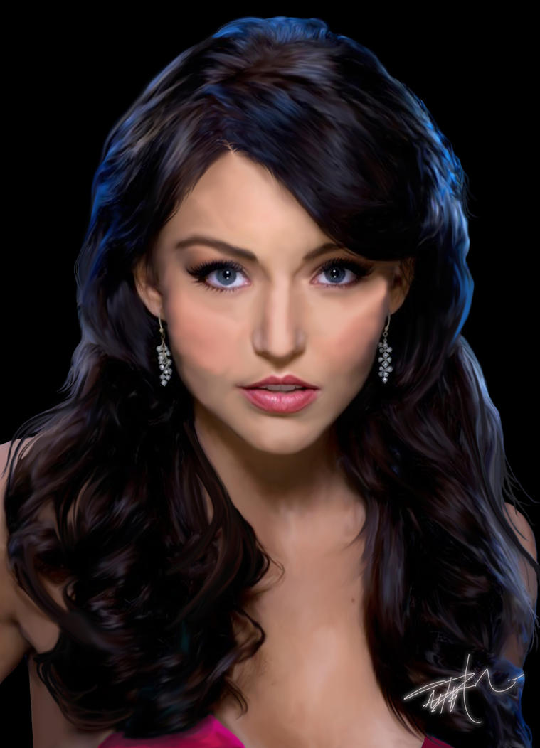 Angelique Boyer by ~BarbaraMora...