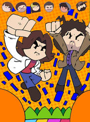 Game Grumps by SuperBails2016