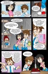 Diario Magico Comic pag 6 by JagoDibuja